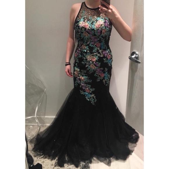 Jovani Dresses | Size 8 Prom Dress | Poshmark